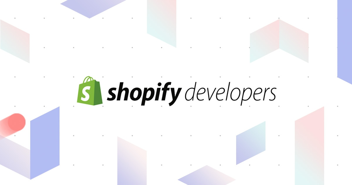 Shopify developer platform — Earn money by building for businesses