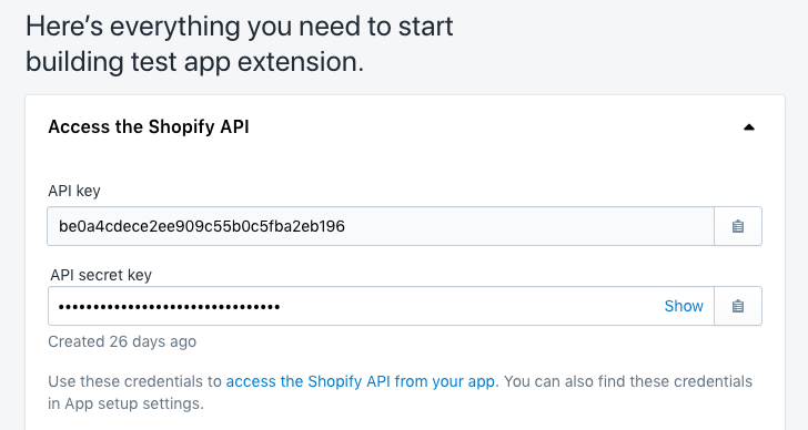 Build a Shopify app with Ruby and Sinatra · Shopify Help Center