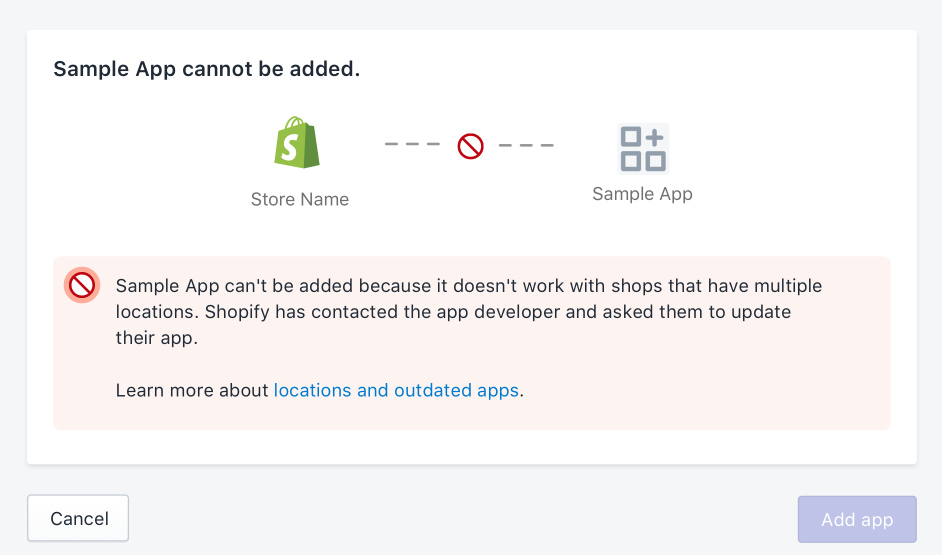 Migrating to support multiple locations · Shopify Help Center