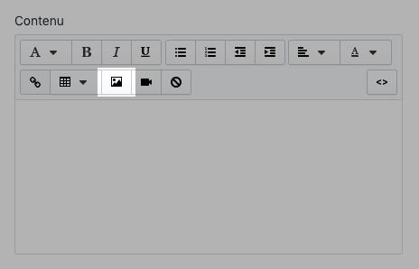 Shopify - mettre en ligne une image dans un fichier