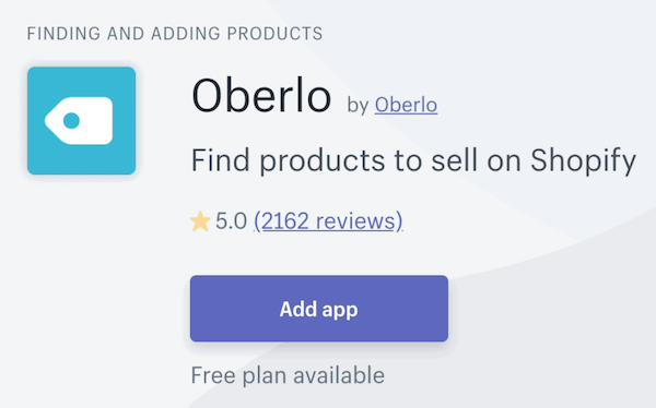 El botón Agregar aplicación en la página de publicación de la aplicación
