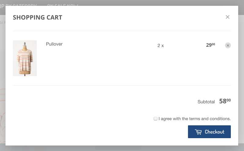 Add an 'Agree to terms and conditions' checkbox · Shopify