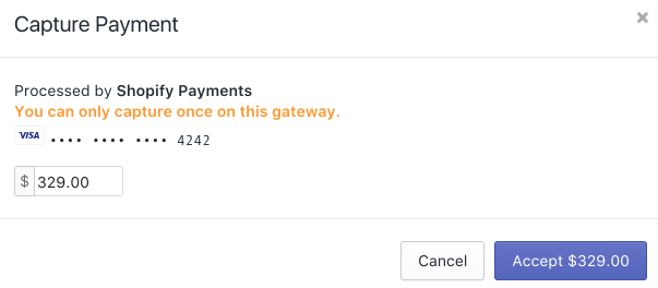 Shopify - edit tangkap bayaran