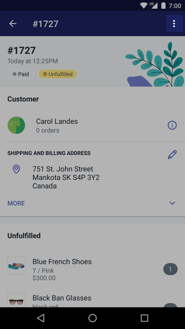 Managing your orders · Shopify Help Center