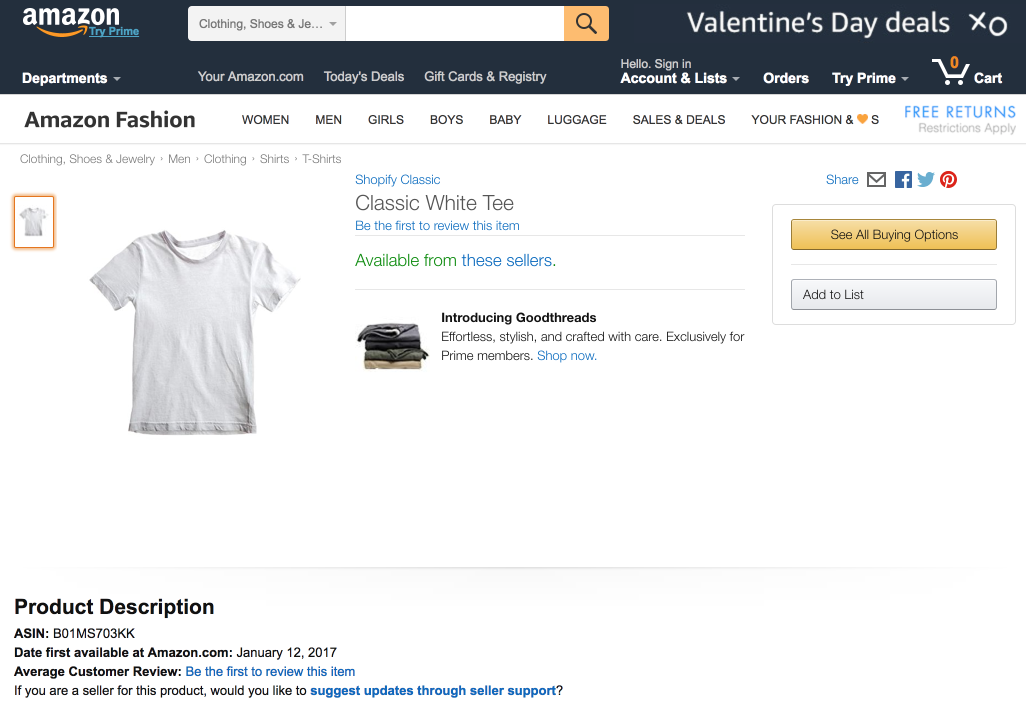 Image result for amazon product