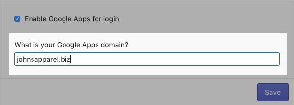 Using login services · Shopify Help Center