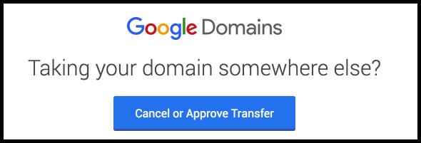 Exemple d'e-mail de transfert