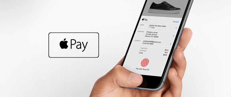 Image d'introduction Apple Pay