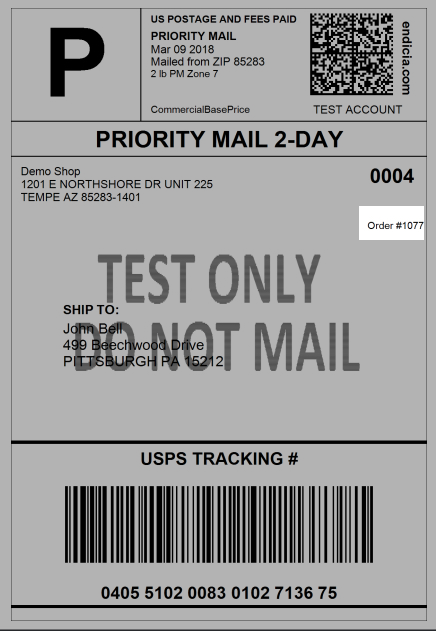 Usps Return Label >> Buy And Print Shipping Labels Shopify Help Center