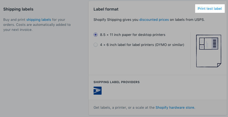 Shipping carriers and insurance · Shopify Help Center
