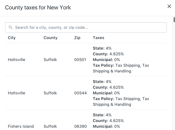 United States taxes · Shopify Help Center