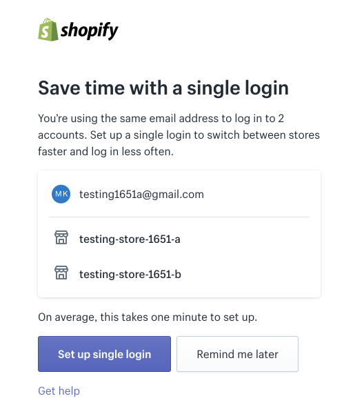 Image of login prompt