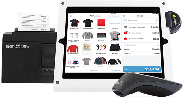 Shopify POS - Hardware
