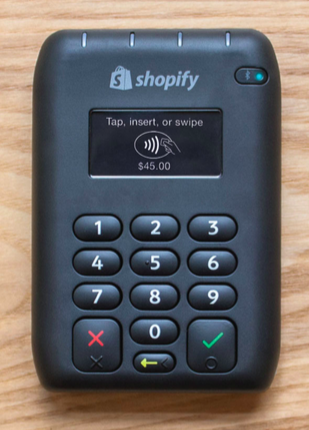 Tap, Chip, and Swipe card reader · Shopify Help Center