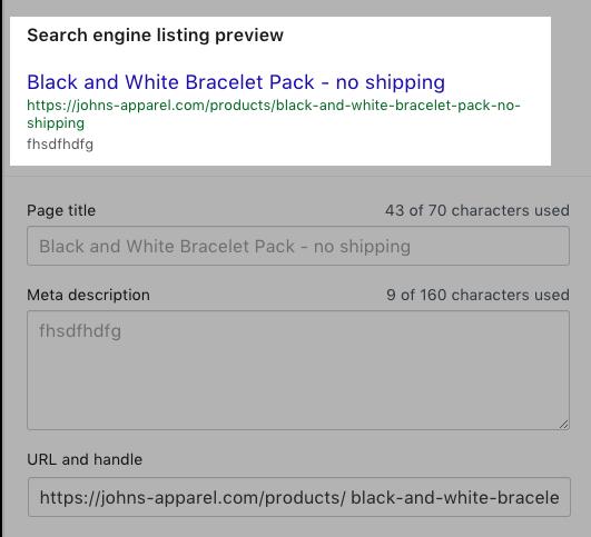 搜索引擎预览