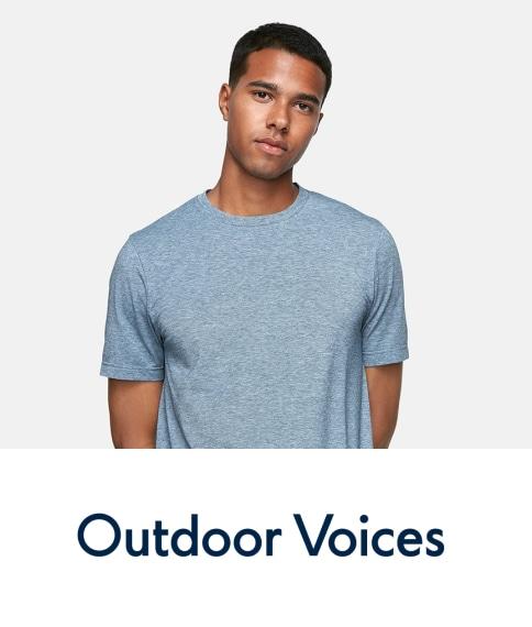 Outdoor voices logo